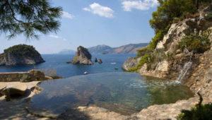 Италия, остров Галли – рай среди волн Средиземного моря