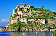 Остров Ischia (Италия) – потухшие вулканы и живительные источники