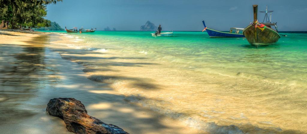 Остров Ланта — Тайланд в его первобытной красоте