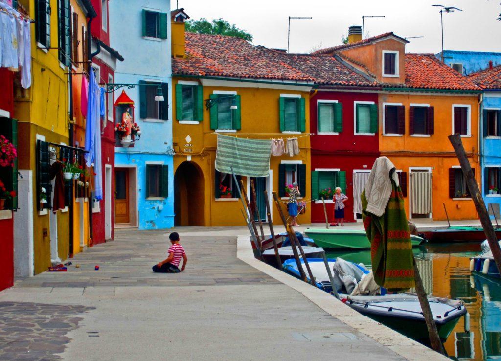 Стекольный остров Италии_