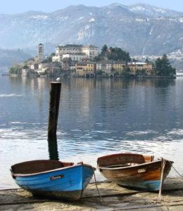 остров сан джулио, италия