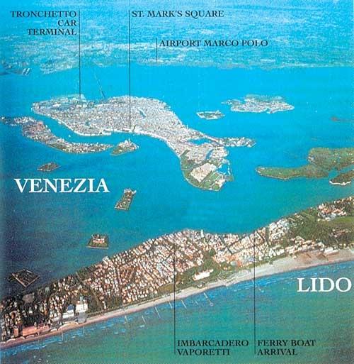 остров Лидо Италия