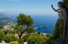 Козий остров в Италии – жемчужина Неаполитанского залива