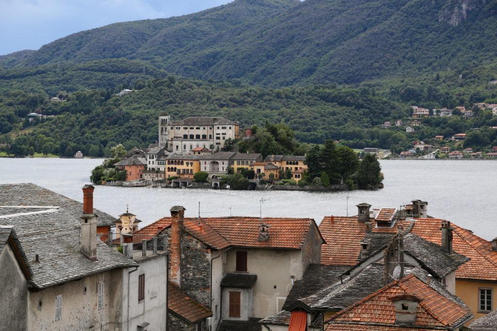 борговентозо остров италия