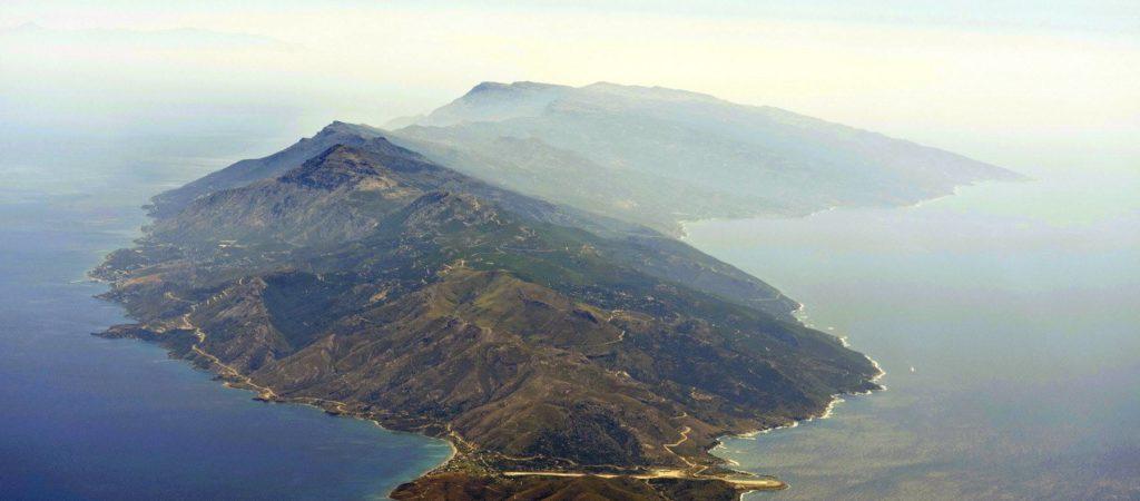 Остров Икария (Греция): купить дом в райском уголке