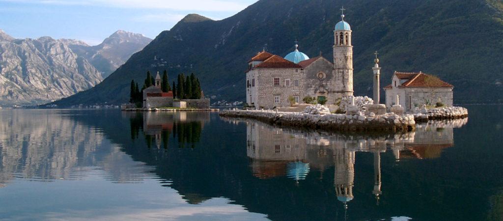 Острова Пераста в Черногории: красота природная и рукотворная