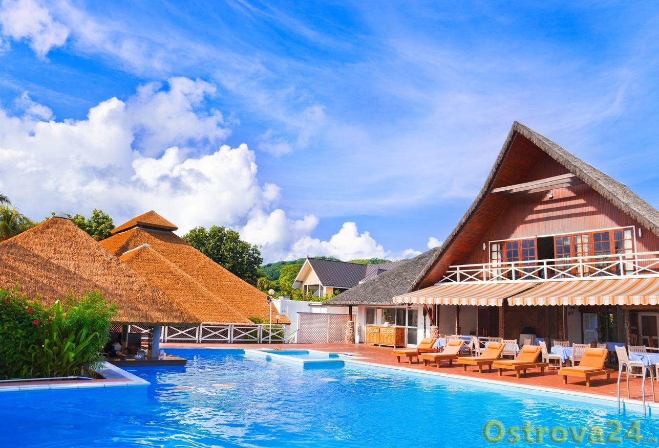 Дом-отель на Сейшельских островах
