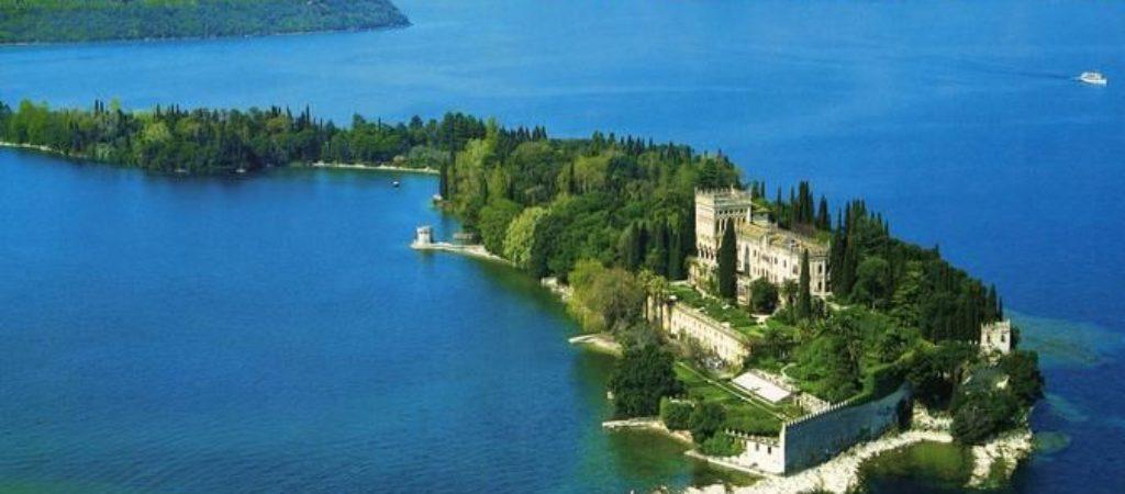 Остров Гарда: Италия в миниатюре