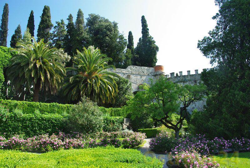 Сад семьи Боргезе-Кавацца