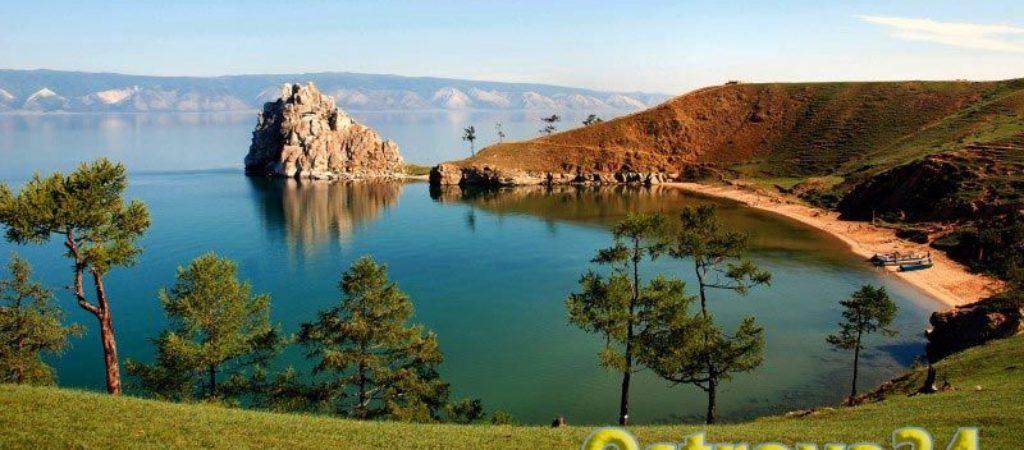 Самый большой озерный остров России