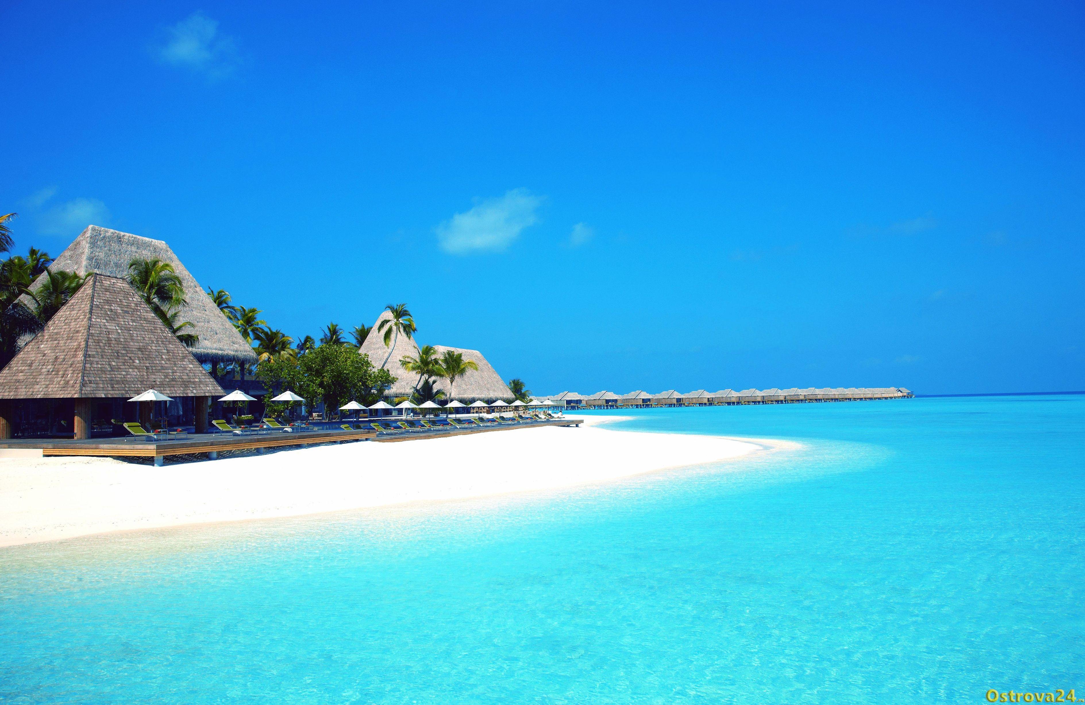Мальдивские острова – рай на Земле