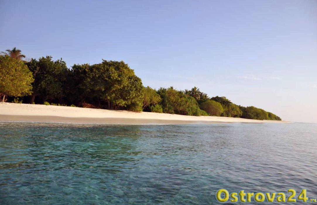 Бандаа Дидху на Мальдивах