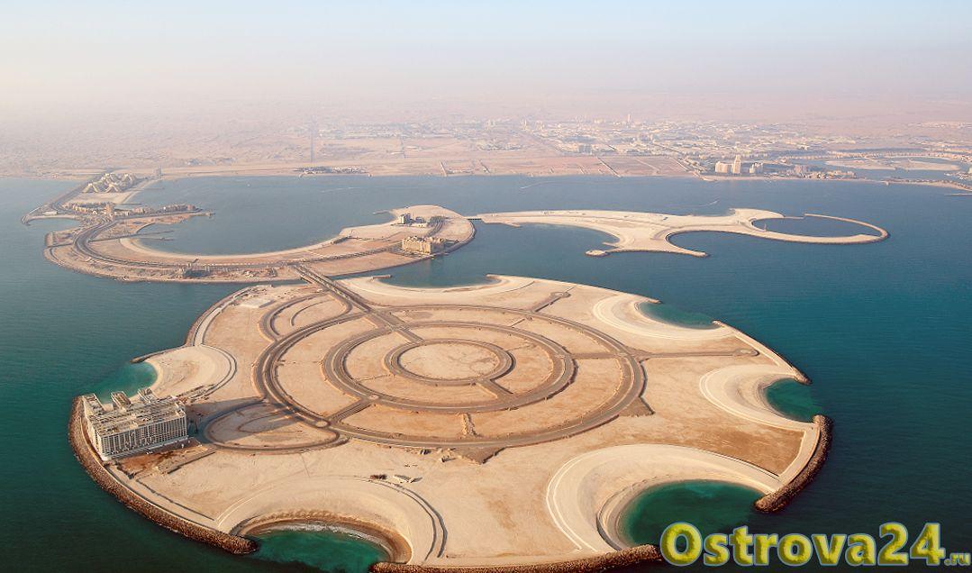 Остров Аль-Марджан
