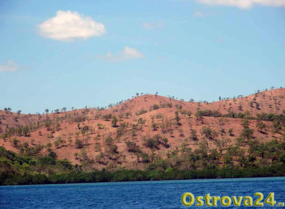 Остров Апо