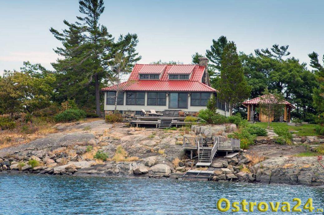 Канадский остров Сковорода