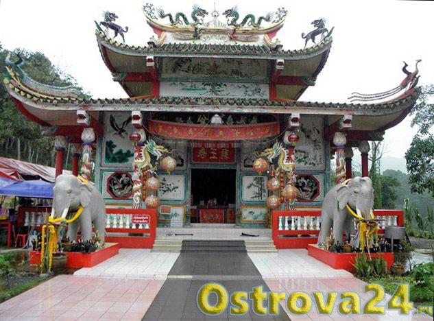 Wat Chao Po Koh Chang