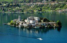 Остров Сан-Джулио (Италия) – жемчужина на озере Орто