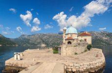Остров Богородицы в Черногории — рукотворная жемчужина Адриатики