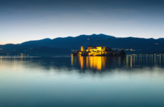 Остров Сан Джулио или Борговентозо в Италии на озере Орта: романтика спокойного отдыха