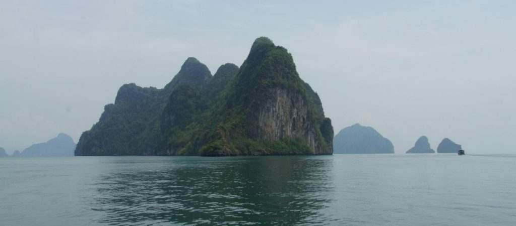 Остров Панак Таиланд
