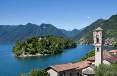 Остров Комачина в Италии — место для любителей истории