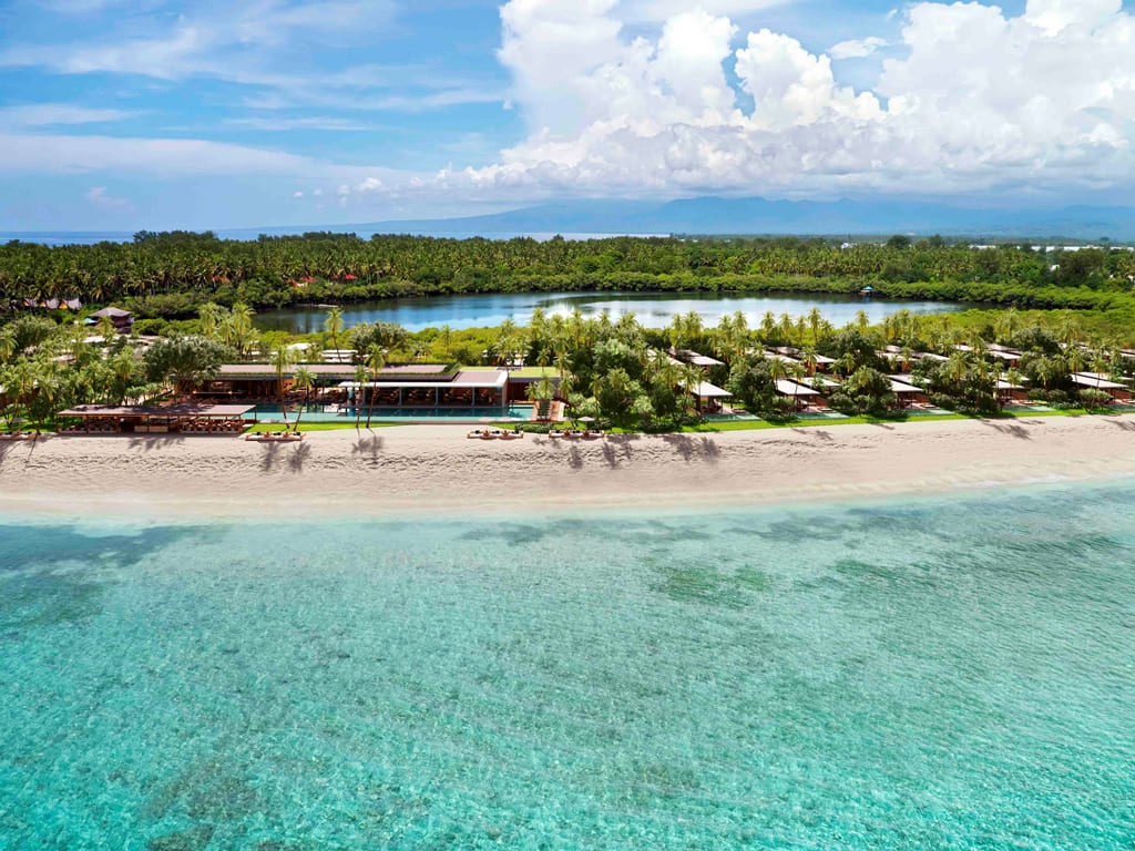 Острова Гили Индонезия