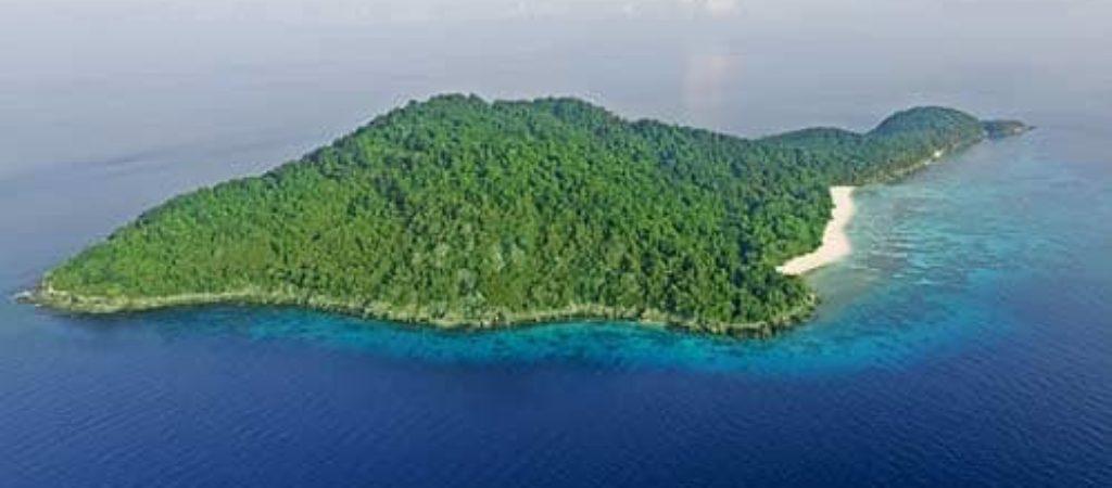 Остров Ко Тачай Таиланд