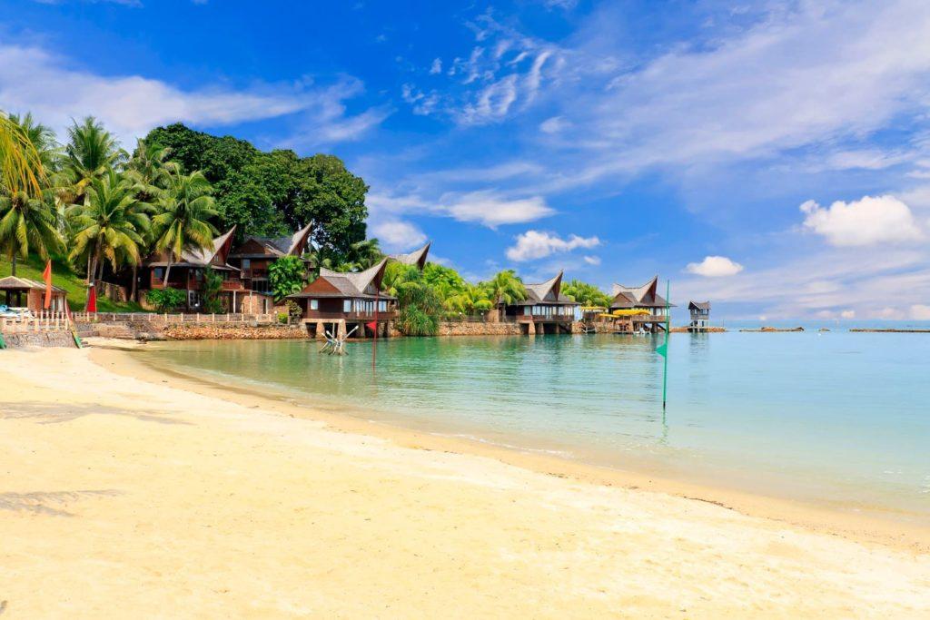 Остров Батам Индонезия