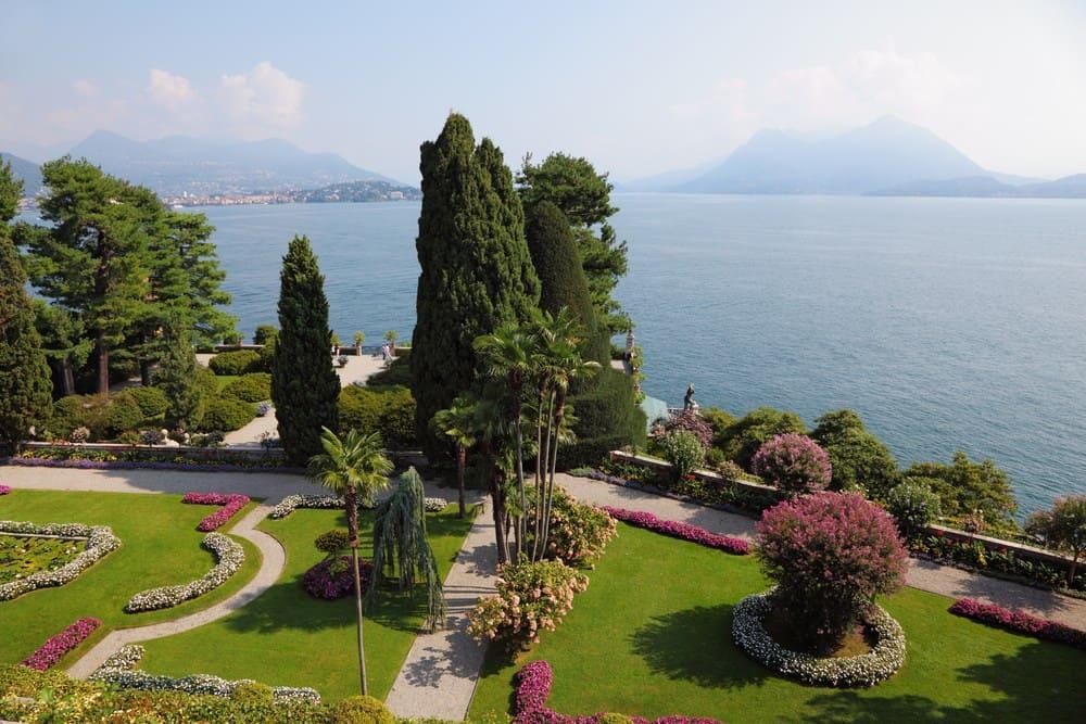 Остров Изола Белла Италия