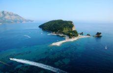 Остров Гавайи (Святого Николая) в Черногории